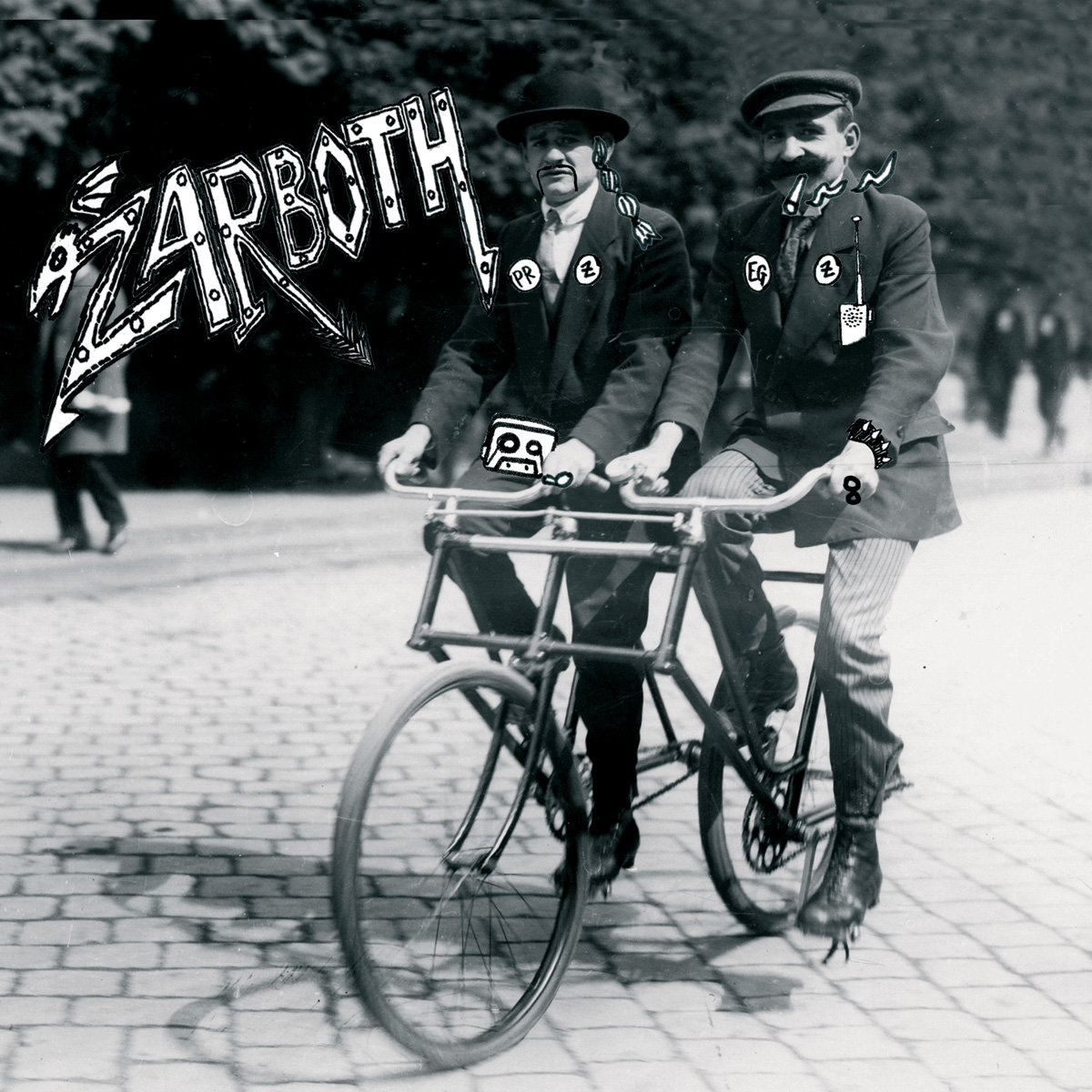 Zarboth self-titled